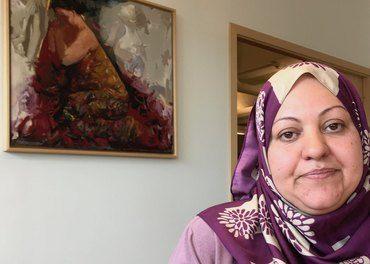 Amina Hasan Golden har levd i et mangfold av sunni-muslimer, shia-muslimer, kristne, jesidier og mandeere hele livet.