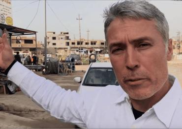 Ed Brown, her i Irak, sier det er smertefullt å se president Trump gjort til talsmann for «kristne verdier».