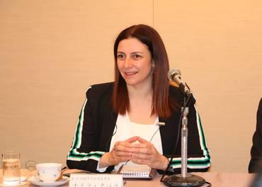 Nayla Tabbara er en av lederne i organisasjonen Adyan i Libanon. De fremmer trosfrihet og mangfold i flere land i Midtøsten.