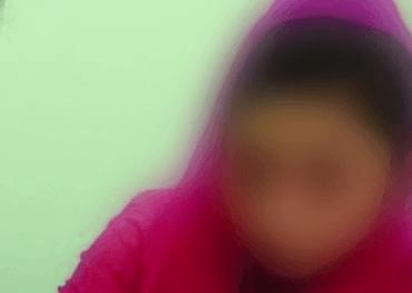 Maira Shahbaz ble bortført, tvangskonvertert og tvangsgiftet. Av sikkerhetsgrunner viser vi ikke ansiktet til 14-åringen.