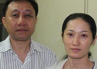Nguyen Bac Truyen saman med kona etter eit av overfalla på dei i 2014.
