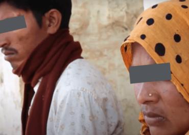 Hun ble banket opp og sparket av mobb som angrep kristent møte. Politiet snudde først ryggen til, før ekteparet fikk rettshjelp.