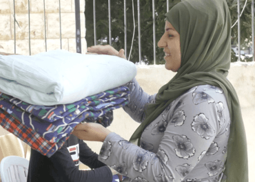 Resurrection Church Beirut hjelper både syriske flyktninger og fattige libanesere.