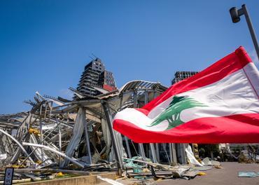 Den katastrofale eksplosjonen i Beirut 4. august 2020 viste hvor knoppurt og vanstyrt Libanon er.