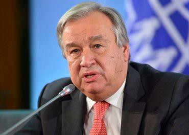 FNs generalsekretær Antonio Guterres tok opp bahaiene sin situasjon, men ikkje forfølging av kristne.