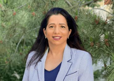 Amal A-Harithi lærte hva trosfrihet er - og lærte det videre til unge muslimer i Jordan.