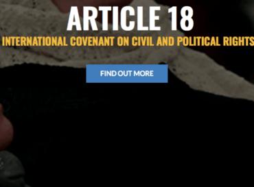 Article 18 kjemper for trosfriheten i Iran