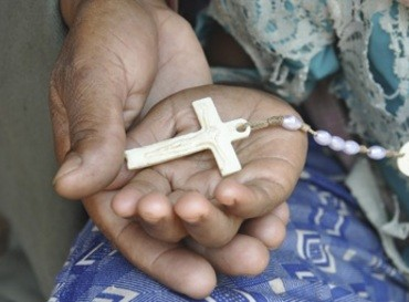 Indisk kristen lever under trussel om religiøst motiverte angrep.