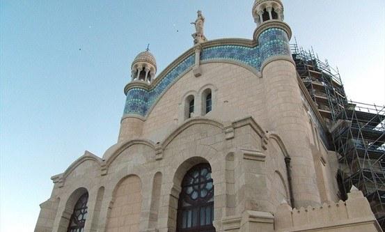 Romersk-katolsk basilika i Algiers