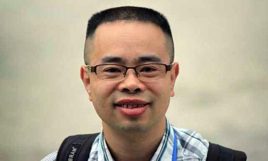 Pastor Yang Hua. Foto: China Aid