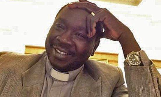 Pastor Kuwa Shamal, en av de frikjente. Foto: Morning Star News