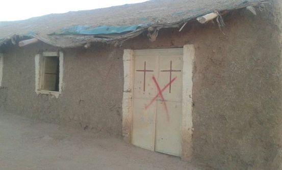 Tidligere konfiskert eiendom. Foto: World Watch Monitor