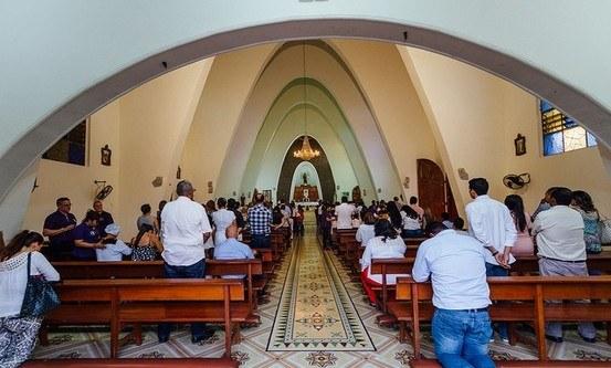 Katolsk kirke i Valledupar, Colombia. Foto: Flickr/Adam Cohn