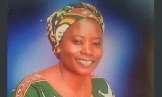 Ester Khatung - kidnappet og drept. Foto: Christian Solidarity Worldwide
