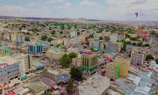 Hargeisa, Somaliland. Foto: Middle East Concern
