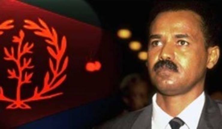 Eritreas president Isais Afwerki. Foto: Wikipedia