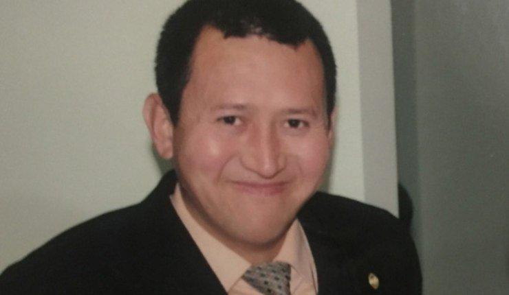 Pastor Bakhrom Kholmatov