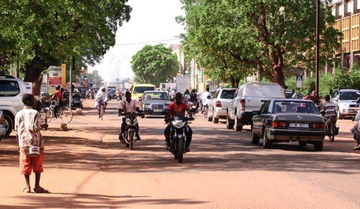 Illustrasjonsfoto: hovedstaden Ouagadougou