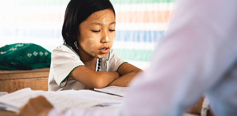 I Myanmar bur dei etniske og religiøse minoritetane i dei fattigaste delstatane.